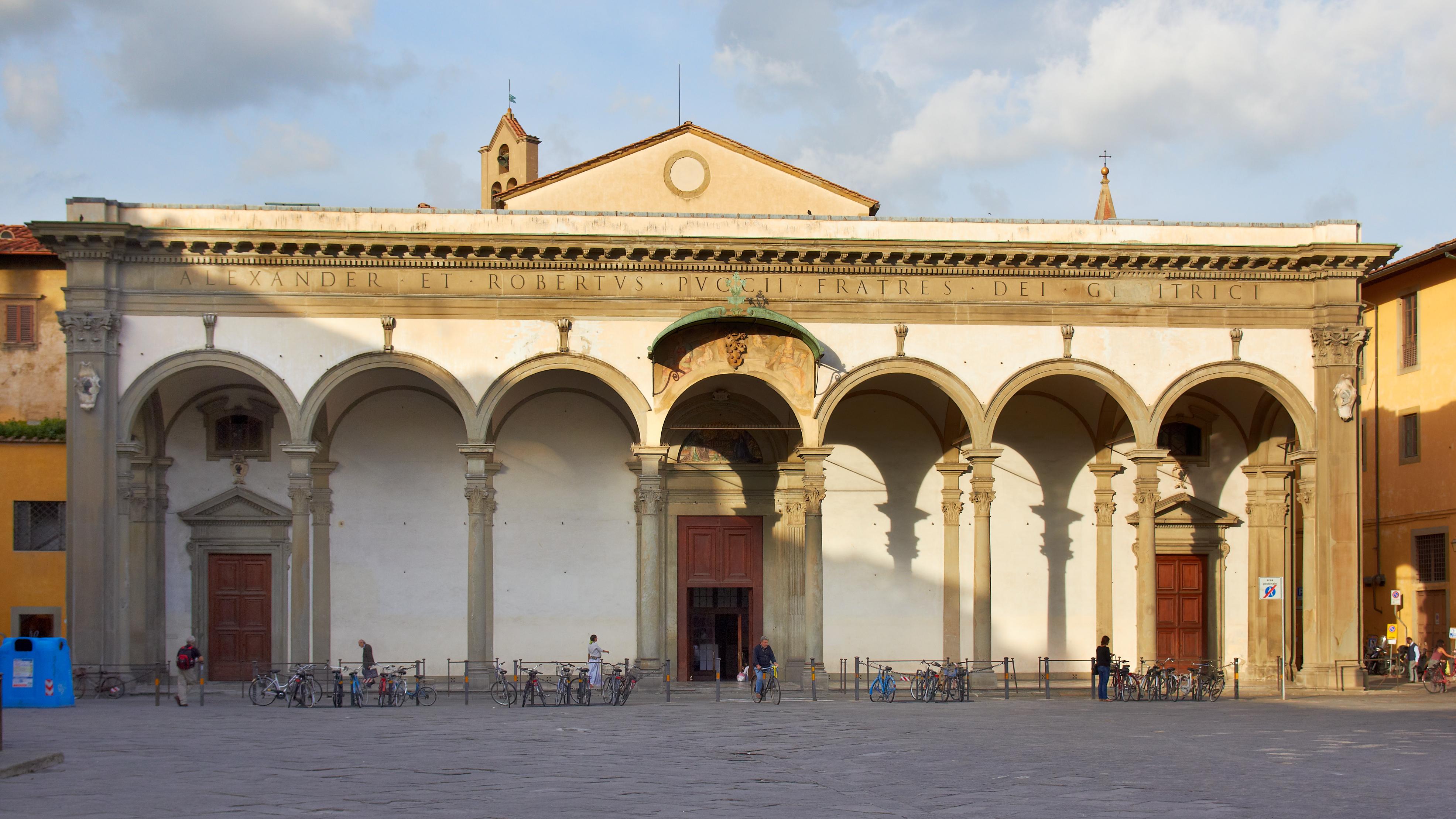 audioguida Basilica della Santissima Annunziata