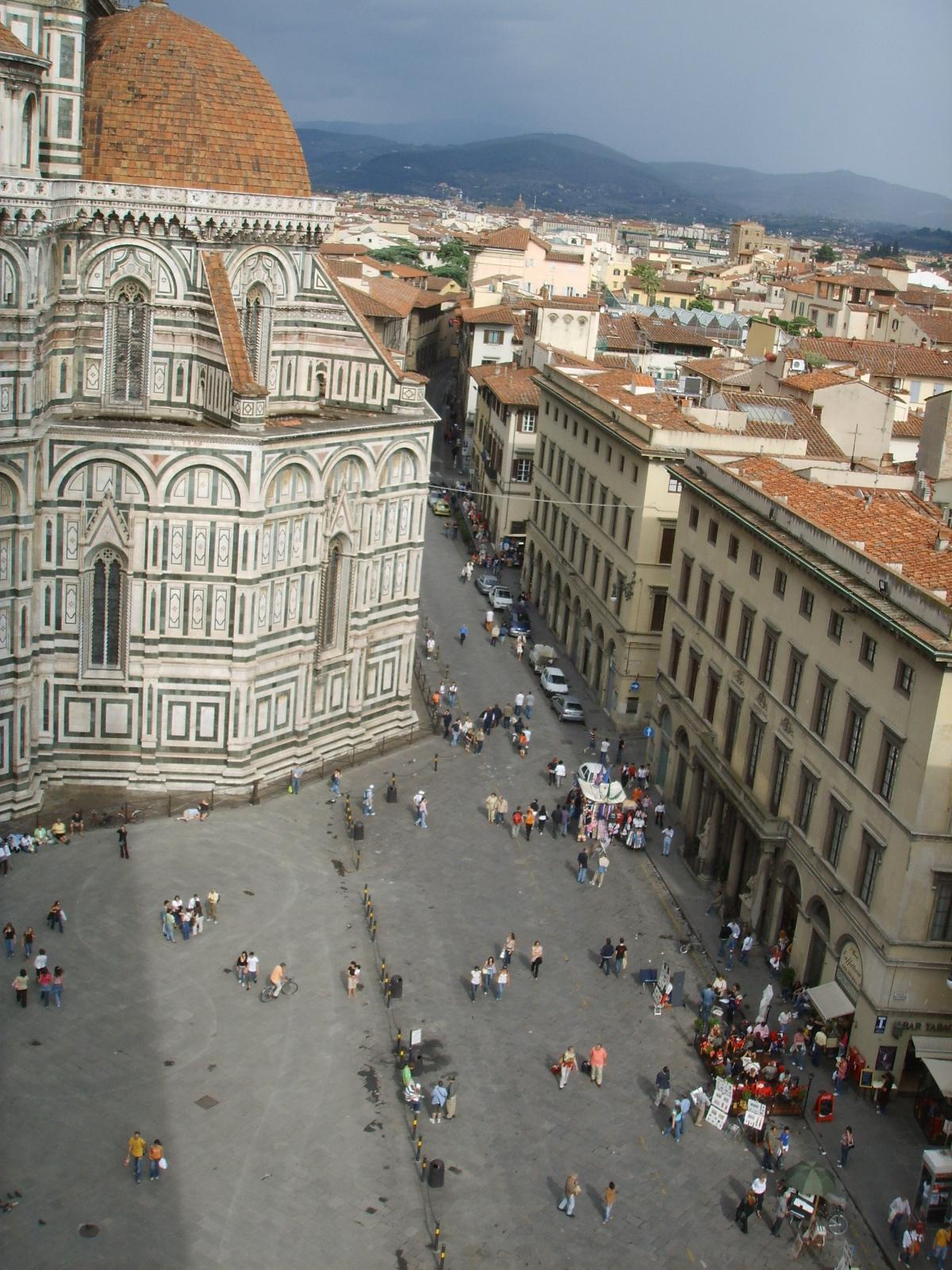 audioguida Piazza del Duomo