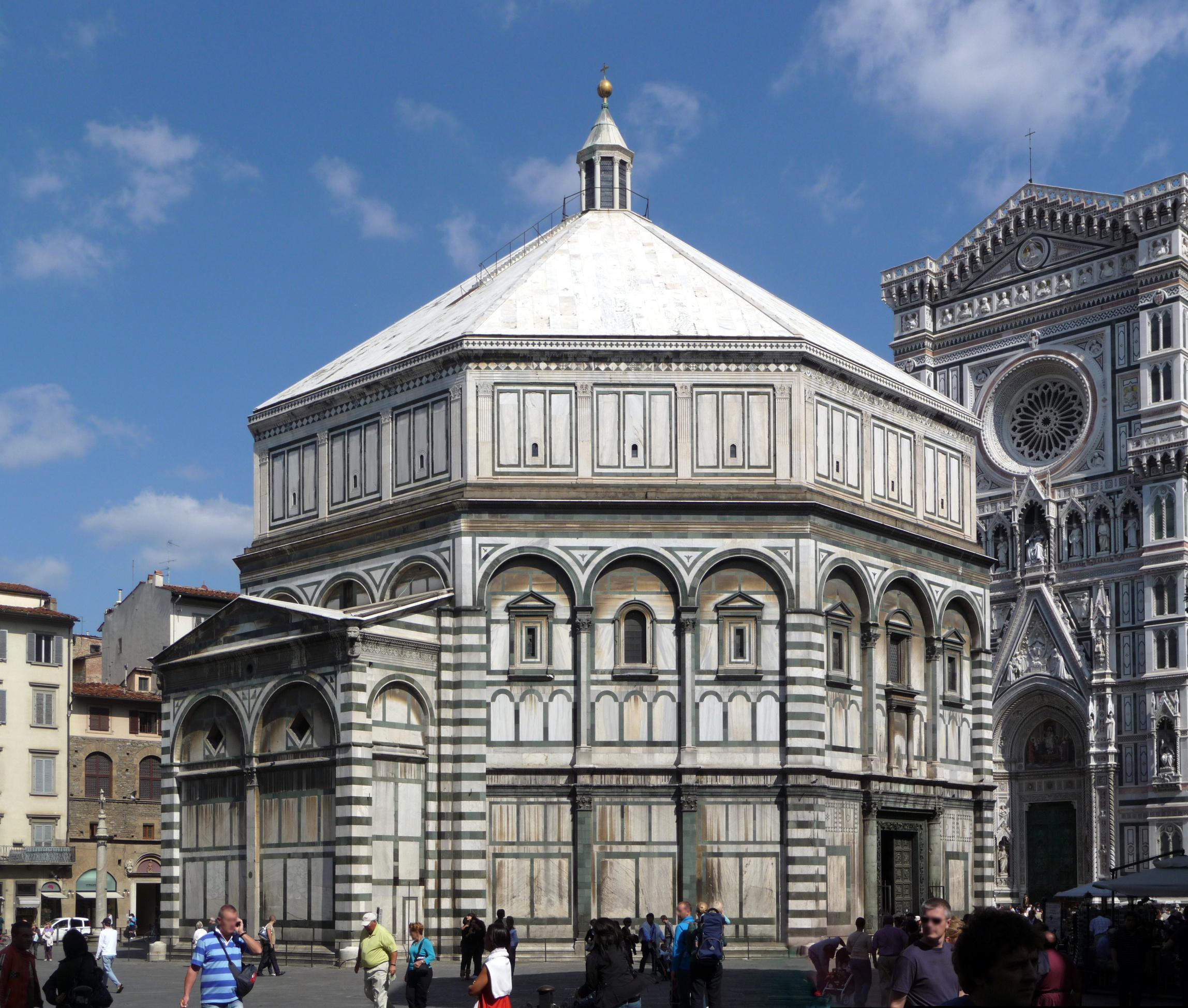 audioguida Il Battistero di San Giovanni