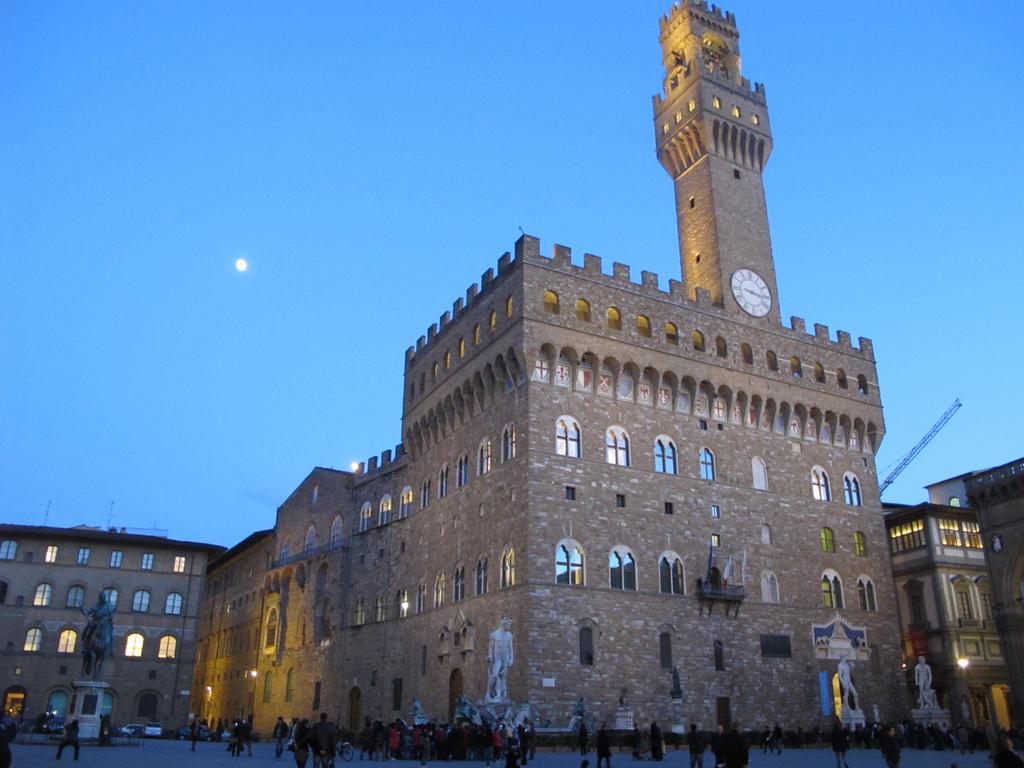 audioguida Palazzo Vecchio
