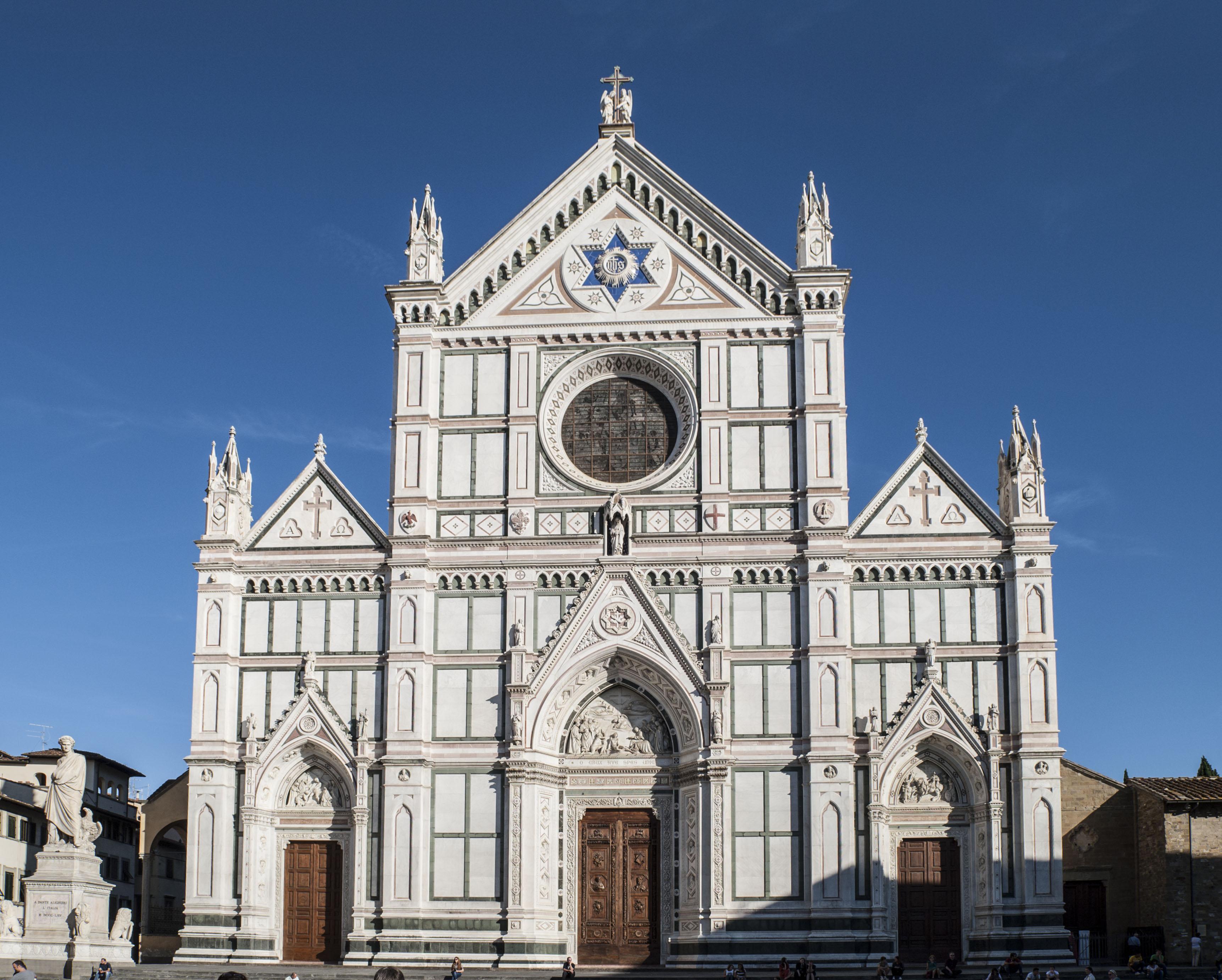 audioguida Basilica di Santa Croce