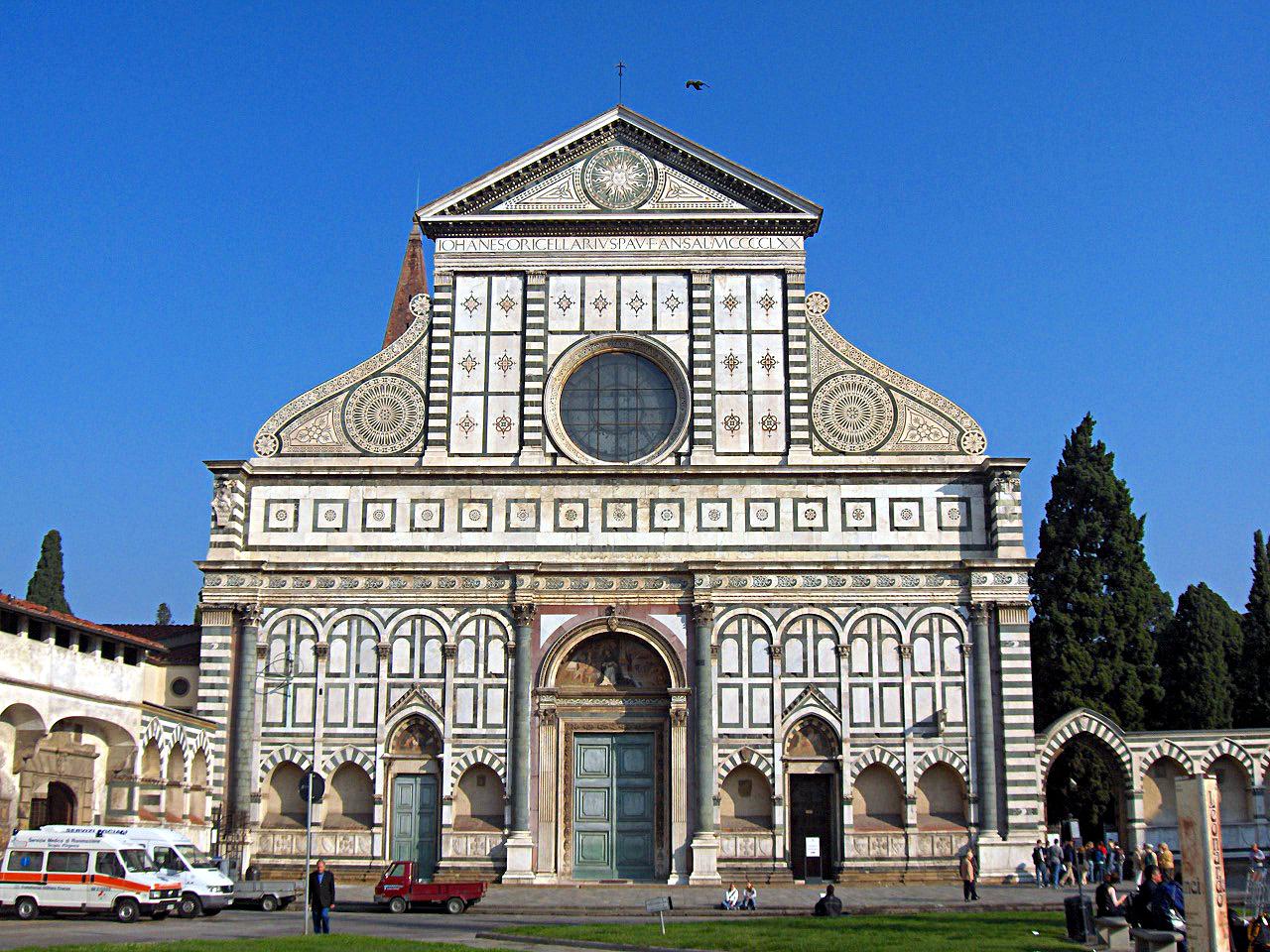 audioguida Basilica di Santa Maria Novella