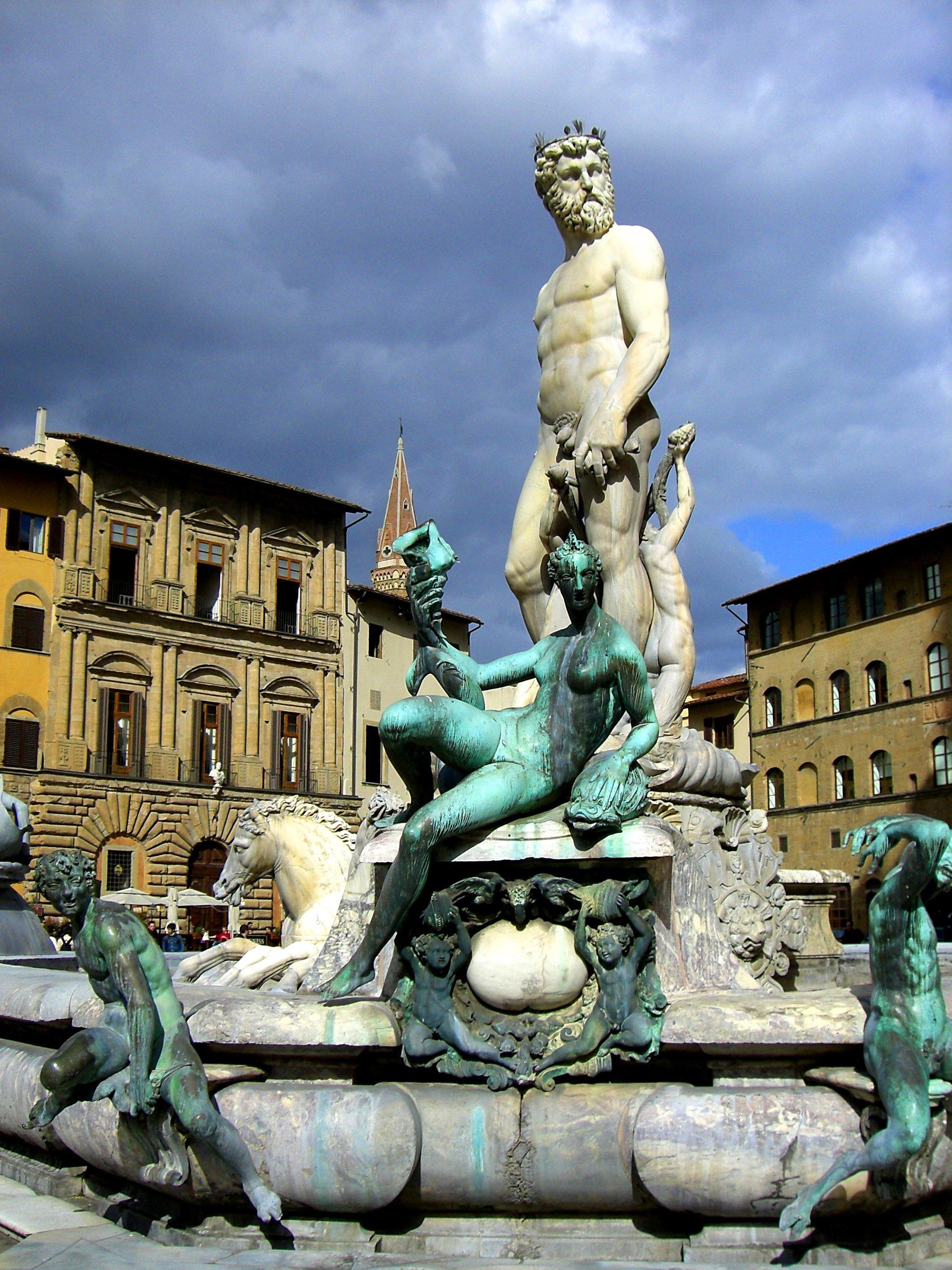 audioguida Fontana del Nettuno