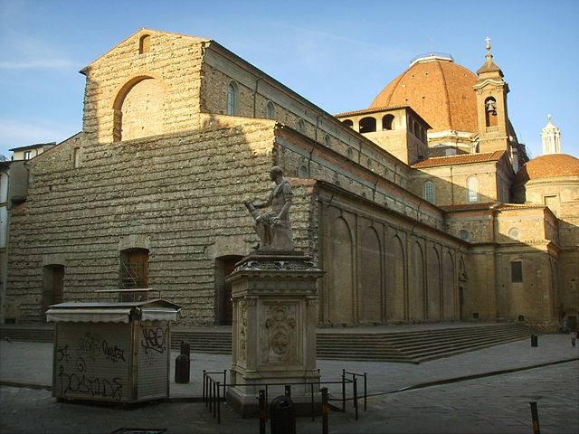 audioguida Basilica di San Lorenzo