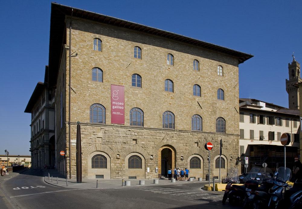 audioguida Il Museo Galileo