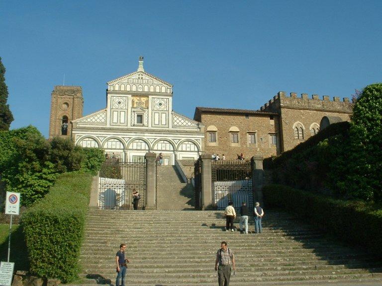 audioguida Basilica di San Miniato al Monte