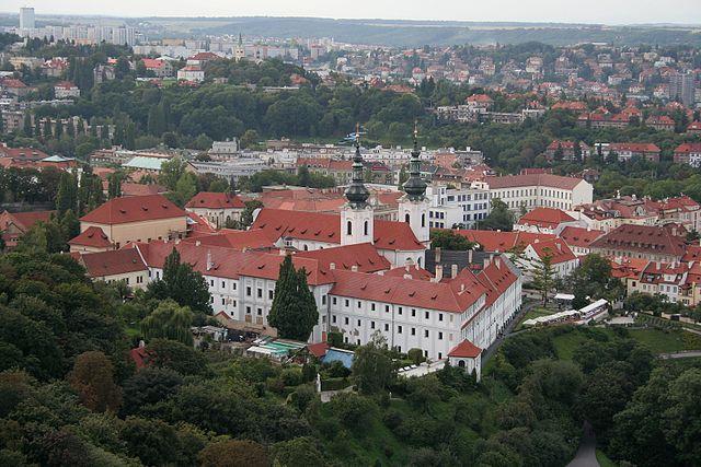 audioguida Monastero di Strahov