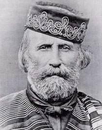 audioguida Giuseppe Garibaldi