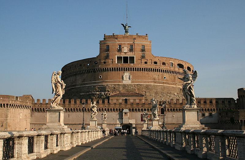 audioguida Castel Sant'Angelo