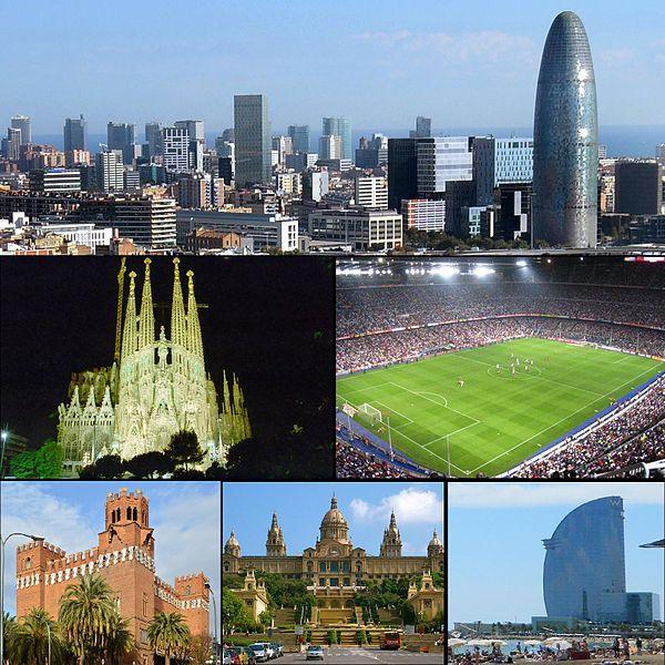 audioguida Barcellona