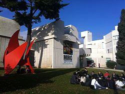audioguida Fundació Joan Miró